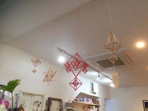 フィンランドの伝統工芸「ヒンメリ」